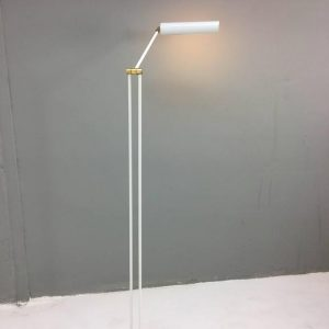 Koch & Lowy OMI Floor Lamp, 1970s