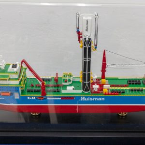 21st Century Dutch Ship Model
