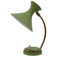 Mattieu Mategot style table lamp