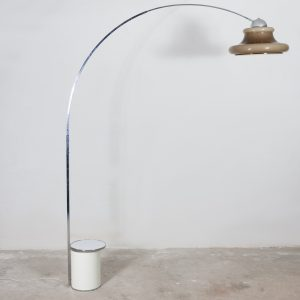 Large Italian arc lamp