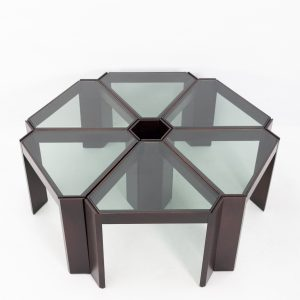 Porada Arredi  Nesting tables Set of Six