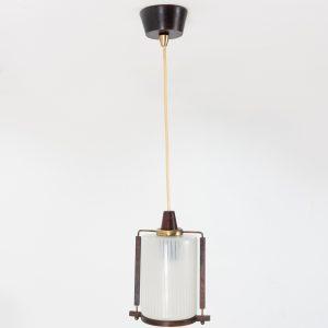 vintage Scandinavian hall lamp