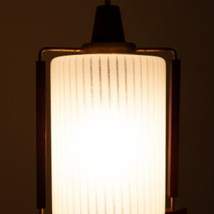 vintage Scandinavian hall lamp