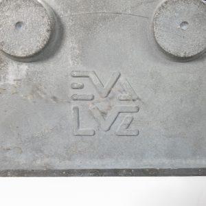 Evaluz  Art Deco style floor lamp