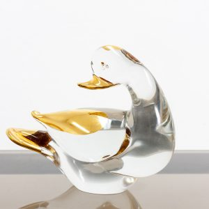 Two Murano Ducks 1980