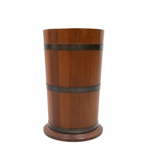 Solid Teak Umbrella stand  1960s