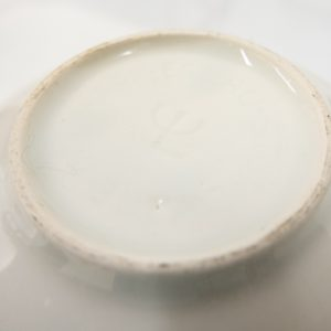 Serving Tray  Eslau Stone ware bowls 1950s