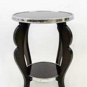 Art Deco Two Tier side table