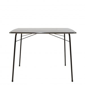 Werzalit folding dining table