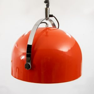 Gepo spring pendant lamp  Holland 1970s