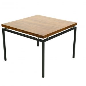 Rosewood side table Dutch 1960s