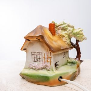 """""""House with boot""""  Perfume burner 1930/40"""