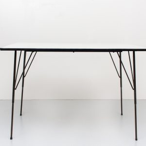 Rudolf Wolf industrial dining table 1950s