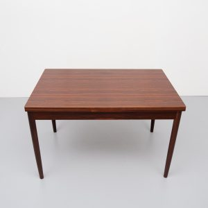 Mid Century expendable Rosewood dining table 1960s