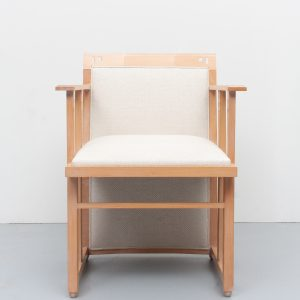 Georgetti armchair Umberto Asnago  1980s