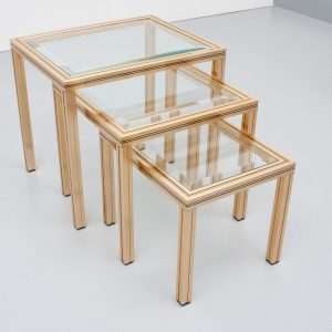 Nesting Tables & Stacking Tables