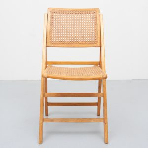 rattan Folding chair 1970s
