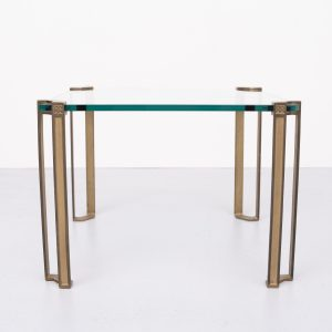 Peter Ghyczy square coffee or side  table  1970s