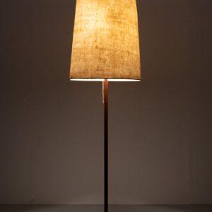 Temde teak floorlamp 1960s