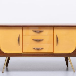 Small Sideboard Italy 1950s
