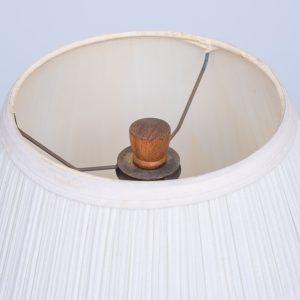 Temde Teak floor lamp 1960s