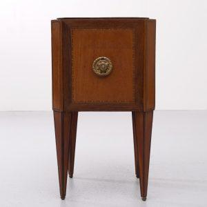 Dutch Jardiniere marqueterie   1850