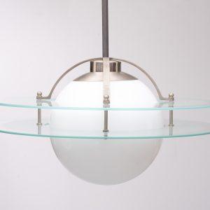Art Deco  'Saturn lamp' Willem H   Gispen