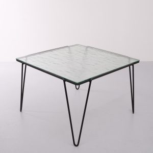Coffee table  Arnold Bueno de Mesquita    1955